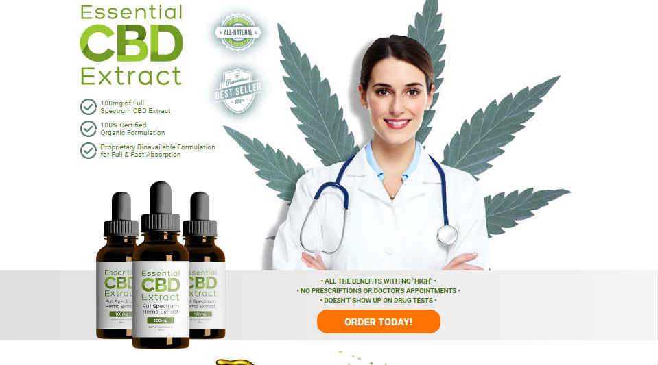 Essential CBD Extract Review : CBD Oil In Australia Benefits & Side Effects