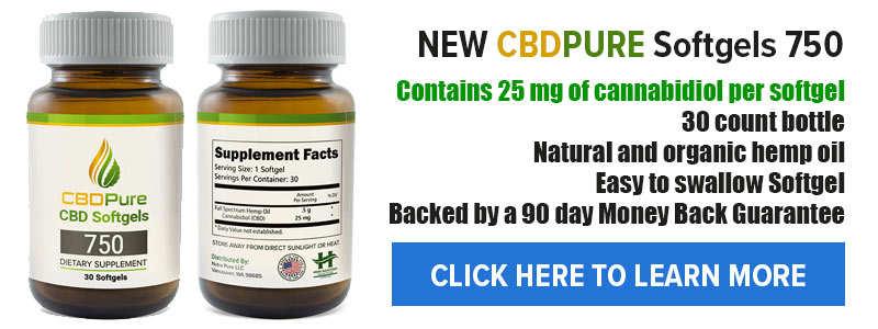 CBD Pills : Does CBD Capsules Really Work?