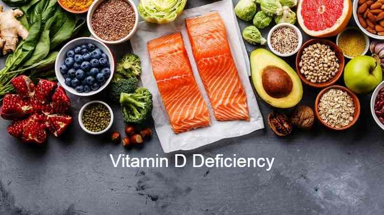 Vitamin D Deficiency : How Vitamin D Deficiency Affects Overall Health