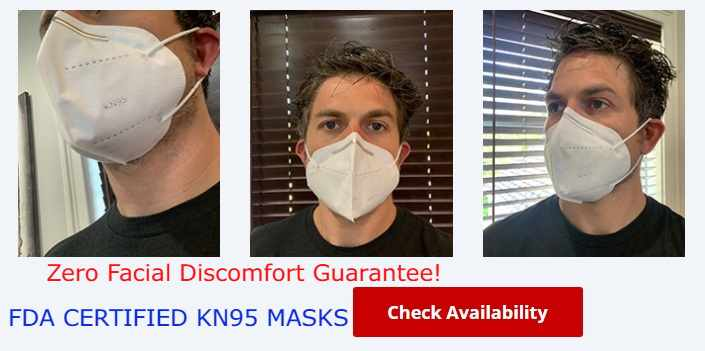 fda approved kn95 face masks for sale