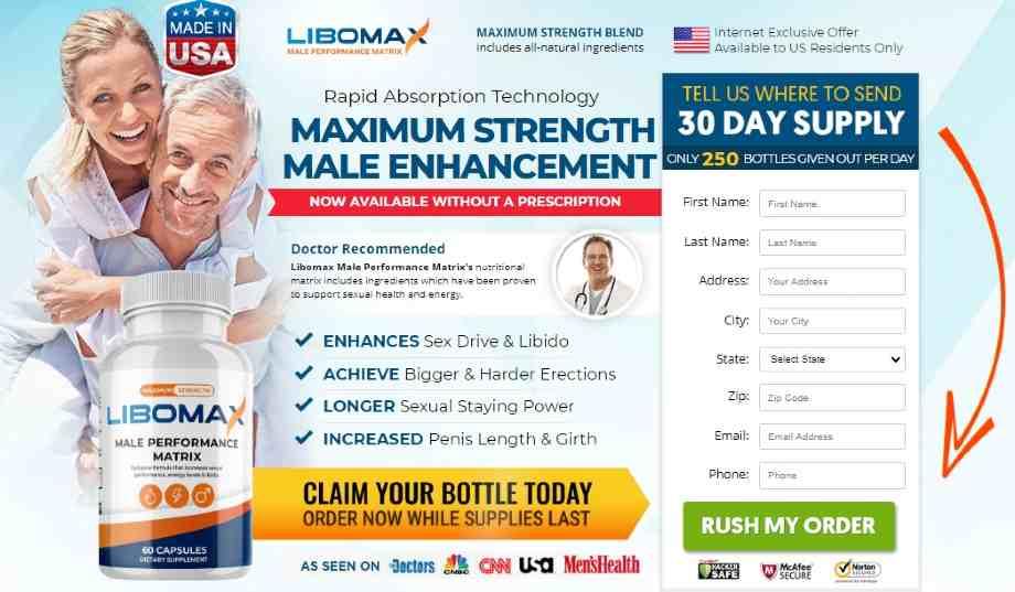 Libomax Male Enhancement Pills Review