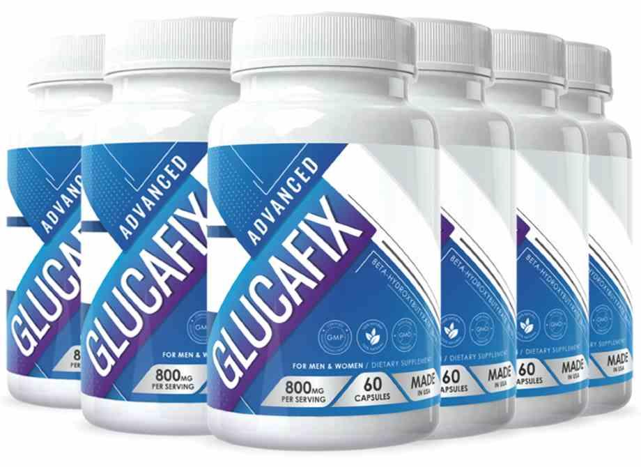 ADVANCED GlucaFix Reviews  Weight Loss Supplement