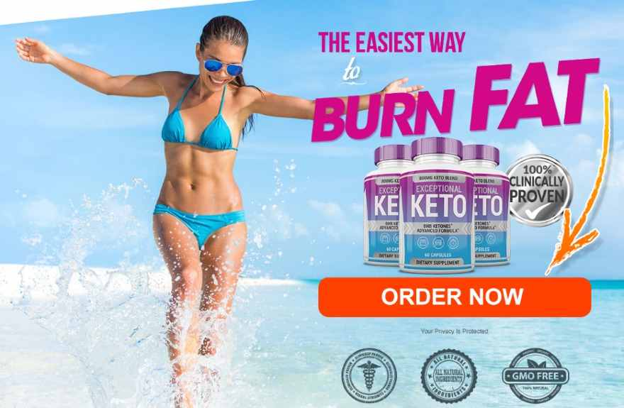 exceptional keto pills
