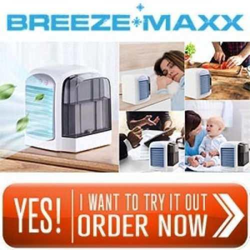 Where To Buy Breeze Maxx Air Cooler Portable AC